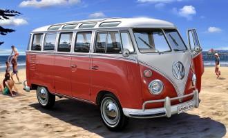 Jubileji: 65 godina Volkswagena Type 2 (Transporter T1)