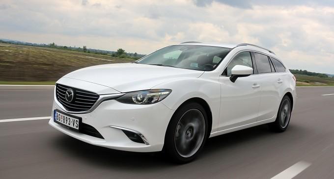 Mazda beleži veliko povećanje prodaje u Srbiji