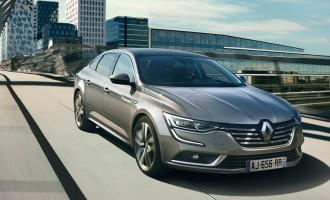 Ovo je zamena za Lagunu: Renault Talisman