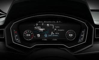 Audi A3 sledeće godine dobija virtuelne instrumente