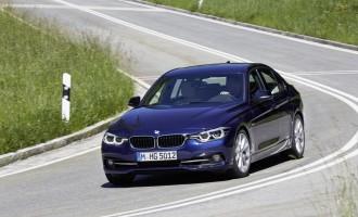 """Redizajnirana """"BMW serija 3"""" dobila nove motore"""