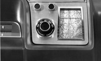 Ovo je Ford GPS od pre pola veka