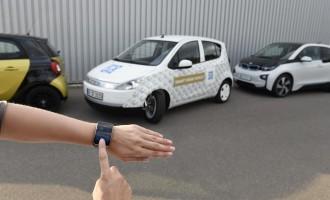 Nikad lakše parkiranje: ZF Smart Urban Vehicle concept