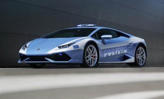 Najmoćniji policijski automobili na svetu
