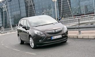 Vozili smo: Opel Zafira Tourer 2,0 CDTI Cosmo