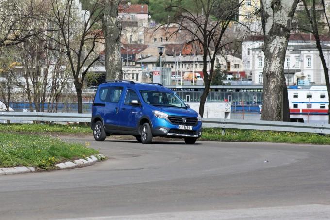 auto magazin srbija dacia dokker stepway test