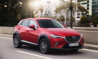 Prva vožnja: Mazda CX-3