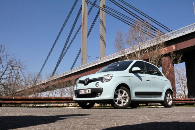 Auto magazin srbija renault twingo 70 sce test