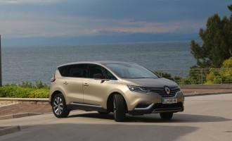 Prva vožnja: Renault Espace 2015