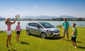 Opel Zafira Tourer na specijalnoj akciji do kraja septembra