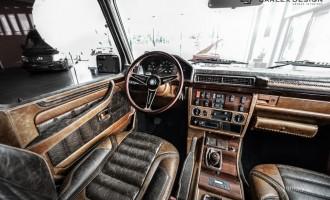 Mercedes-Benz G-Class iz 1990. by Carlex Design