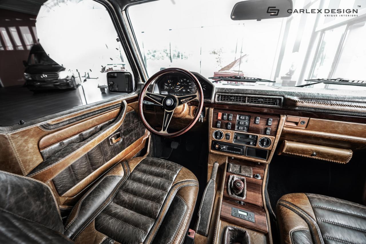 Mercedes benz g class iz 1990 by carlex design auto magazin for Class g mercedes benz