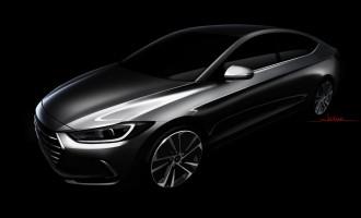 Nova Hyundai Elantra u najavi