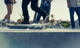 Leteći skejtbord: Lexus Hoverboard