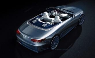 Prva zvanična najava: Mercedes-Benz S-Class Cabriolet