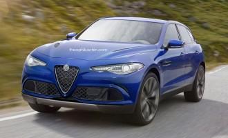 Alfa Romeo priprema dva SUV modela