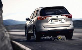 Ovako bi mogao da izgleda novi Renault Koleos