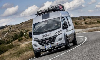 Poziv na avanturu: Fiat Ducato 4×4 Expedition