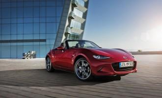 Nova Mazda MX-5 osvojila još devet međunarodnih nagrada