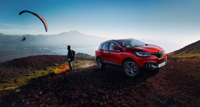Renault Kadjar avantura