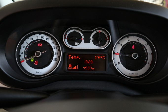 Auto magazin Srbija fiat 500l cng test