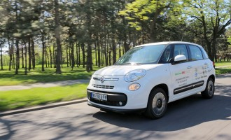 Test: Fiat 500L 0,9 TwinAir Turbo Natural Power (CNG) Pop Star
