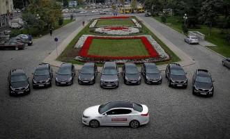 Kia isporučila vozila za Futsal2016 u Beogradu