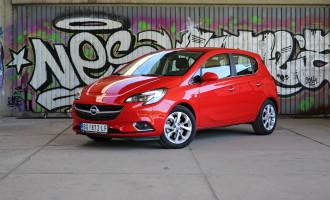 Opel Corsa 1,4 Turbo od 100 KS već od 11.990 evra