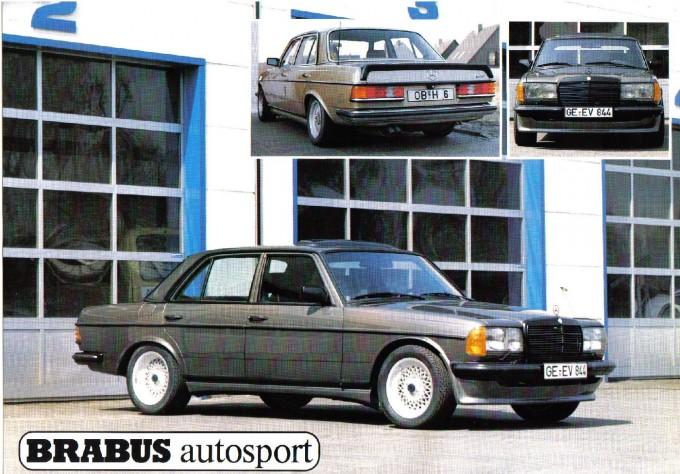 Auto magazin mercedes w123 40 godina