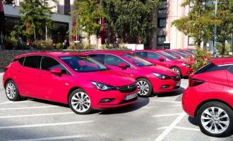 Velika majska promocija nove Opel Astre