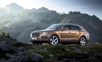 Najluksuzniji serijski SUV na svetu: Bentley Bentayga