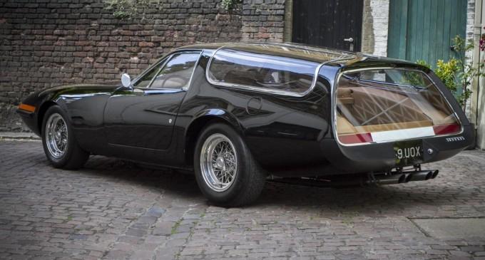 Jedan jedini: Ferrari 365 GTB/4 Daytona Shooting Brake
