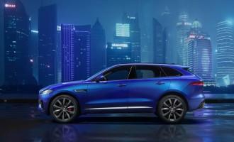 Jaguar F-Pace debituje u Frankfurtu