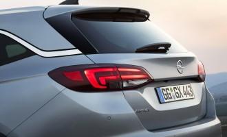 Uz hečbek i karavan: Opel Astra Sports Tourer