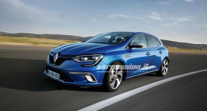 Ekskluzivno: Novi Renault Mégane