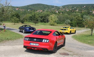 Vozili smo: Ford Mustang