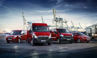 Raste prodaja Opela Vivaro, Movano i Combo u Evropi