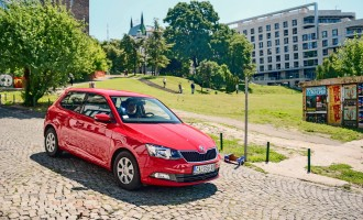 Test: Škoda Fabia 1,0 MPI 75 Ambition
