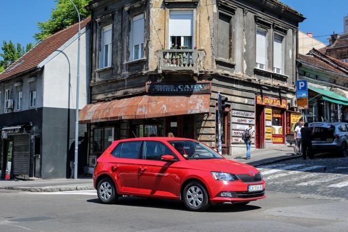 Auto magazin skoda škoda fabia test