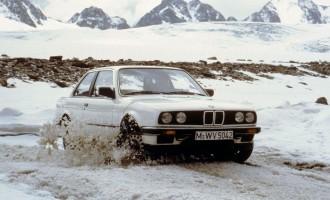 BMW 325i Allrad E30: tri decenije 4×4 pogona