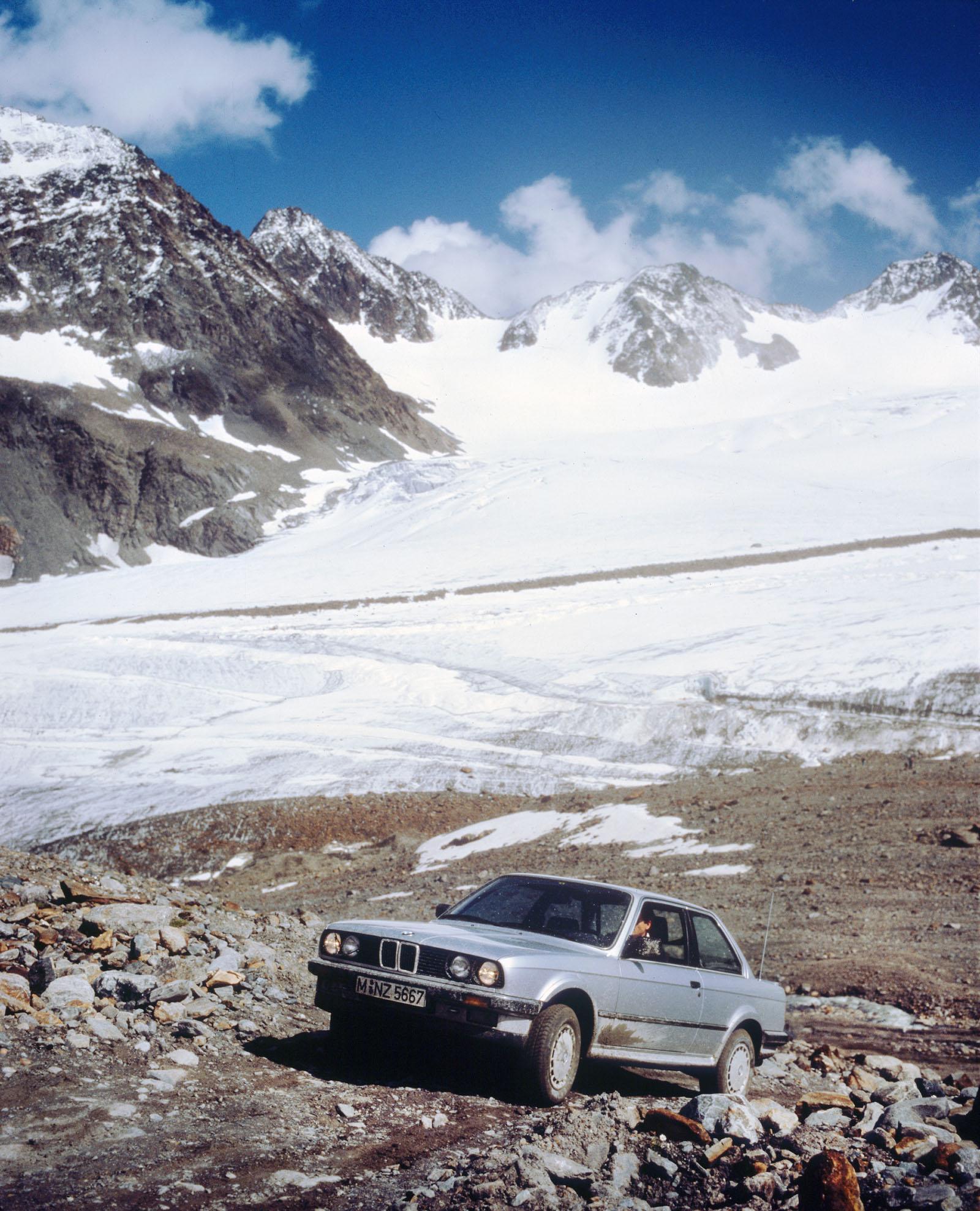 Bmw 325i Allrad E30 Tri Decenije 4 215 4 Pogona Auto Magazin