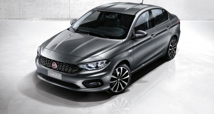 Fiat Tipo se vraća kao sedan