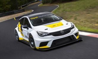 Privatni trkački auto: Opel Astra TCR