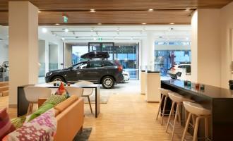 Volvo: majstori dizajna salona automobila