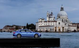 Prva vožnja: Audi A4