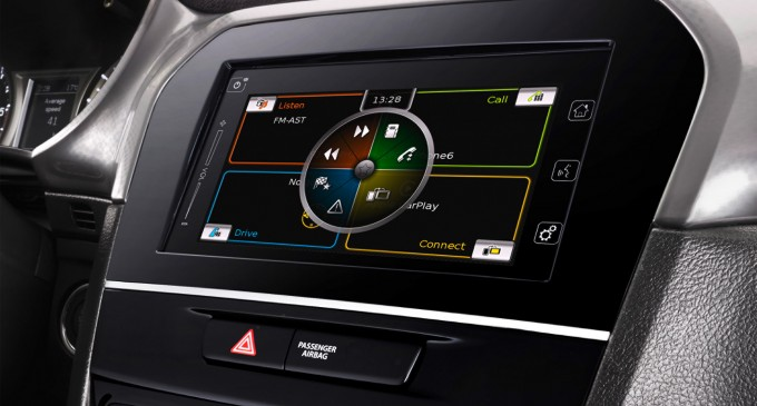 Bosch oprema Suzuki infotejnment sistemima
