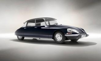 Jubileji: 60 godina Citroëna DS