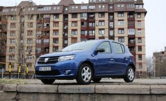 Proba: Dacia Sandero 1,2 16V Life