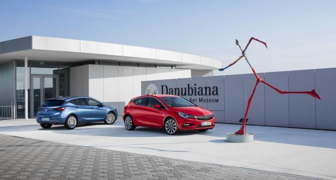 Prva vožnja: Opel Astra