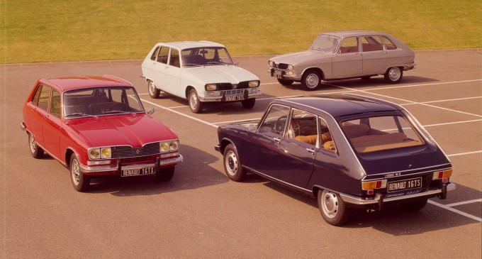 Renault 16 slavi 50 godina